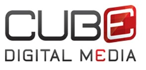Logo CUBE DIGITAL MEDIA