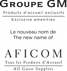 Logo GROUPE GM (AFICOM)
